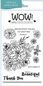 WOW! - Clear Stamp Set - Beautiful - STAMPSET52